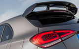 Mercedes-AMG A45 S 2019 official reveal - rear lights