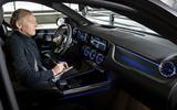 94 Mercedes Benz EQA 2021 prototype drive greg kable