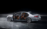 2021 Mercedes-Benz S-Class official reveal images - studio side