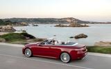 Mercedes-Benz E-Class cabriolet 2020 facelift - official images - rear