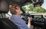 Mercedes-Benz GLA 250e 2020 prototype drive - Greg Kable driving