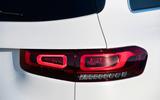 Mercedes-Benz GLB 2019 official reveal - rear lights