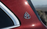 Mercedes-Maybach GLS 600 official press images - quarter panel badge