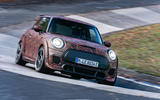 Mini JCW GPE prototype official images - carousel