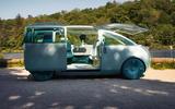 94 Mini Urbanaut 2021 concept proto doors open
