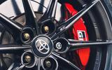 94 new GR Yaris vs used R8 alloys yaris