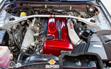 Nissan Skyline GT-R R34 used buying guide - engine