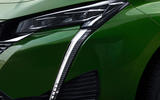 94 Peugeot 308 2021 official reveal images headlights