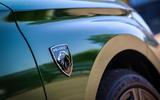 94 Peugeot 308 hatch 2021 FD side badge