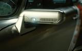 Porsche 911 Cyberpunk 2077 tie-in - wing mirrors front