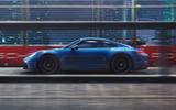 94 Porsche 911 GT3 2021 official images track side