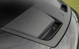 Porsche 911 GT3 2021 passenger ride - bonnet