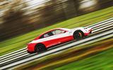94 Porsche Autocar EV record breakers 2021 side