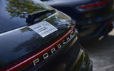 94 Porsche Macan GTS 2021 prototype drive rear end