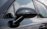 Porsche Macan prototype 2018 wing mirrors