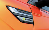 2021 Renault Arkana official European images - side details