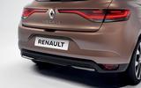 Renault megane 2020 refresh - rear bumper