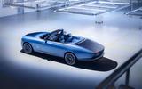 94 Rolls Royce Boat Tail 2021 official reveal studio rear
