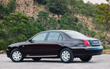 94 Rover 75 used buying guide static rear