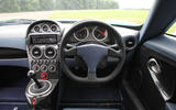 Road test rewind: Noble M600 - interior