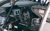 94 STARD ERX rallycross fiesta drive 2021 cockpit