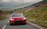 Tesla Model S - car of the decade - nose
