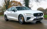 Top 10 best sports saloons 2020 - Volvo S60 Polestar engineered