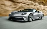 Top 10 best electric sports cars Pininfarina Battista