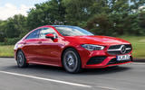 Top 10 style saloons 2020 - Mercedes-Benz CLA