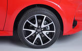 Toyota Yaris 2019 official studio - alloy wheels
