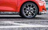 2020 Toyota Yaris prototype drive - alloy wheels