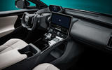 94 Toyota ZEV concept official reveal cabin