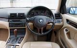 94 ubg bmw E46 3 Series interior