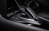 94 Vauxhall Astra 2021 teaser images gearstick