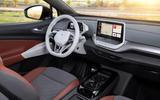 94 Volkswagen ID 4 1st edition official interior