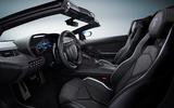 94 Winkelmann Lamborghini future interview aventador ultimae roadster interior