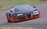 World's fastest production cars - Bugatti Veyron Super Sport