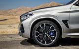 BMW X3M official press - alloy wheels