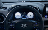 Hyundai Kona Electric MY2020 official - instruments
