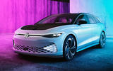 Volkswagen ID Vizzion estate concept - front