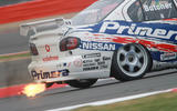 95 30 years super tourers feature flames