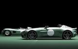 95 Aston Martin V12 Speedster DBR1 spec side pair