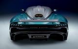 95 Aston Martin Valhalla official reveal rear end