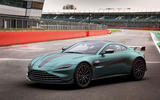 95 Aston Martin Vantage F1 Edition official reveal images front
