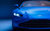 Aston Martin Vantage Roadster 2020 - official press images - front bumper