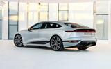 95 Audi A6 E tron Concept official static exterior rear