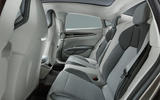 Auto E-tron GT concept official press reveal - rear seats