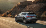 95 Audi Q4 etron 2021 official reveal tracking
