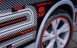 95 Audi Q4 Etron 2021 prototype drive alloy wheels