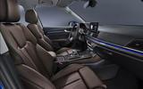 Audi Q5 Sportback 2020 official images - cabin
